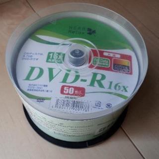 【未使用】DVD-R 16X