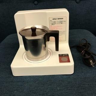 動作品 SHARP 電磁 湯沸かし器 即沸き ホテル 旅館 客室 ...