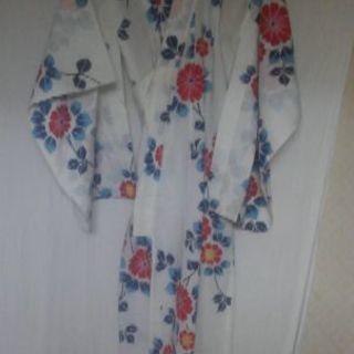 子供用浴衣(9~10才向け)(古着)