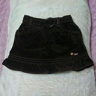 95 ベロア スカート