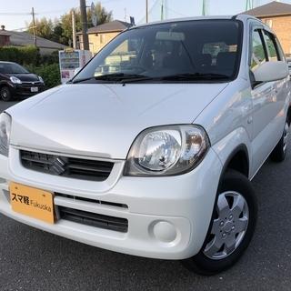 スマ軽 福岡 H19 kei 最終モデル 車検ほぼ2年付き パー...