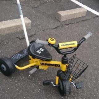 値下げ!HUMMER 三輪車