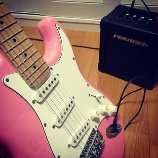 【状態良好】初心者用エレキギター一式