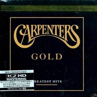 高音質CD『GCARPENTERS GOLD GREATEST ...