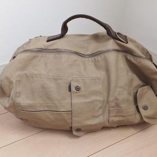【美品】UNISON DEPT 3wayバッグ