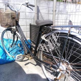 ジャンク 自転車の画像