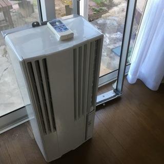 コロナ窓用エアコン2012年製 美品