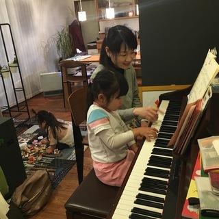 出張ピアノレッスン♪生徒募集中