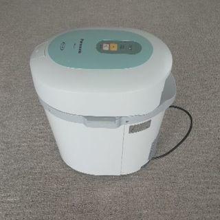 未使用の家庭用生ごみ処理機(温風乾燥式)を格安で譲ります