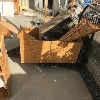 手作りのボックス、DYI用木材 - 売ります・あげます
