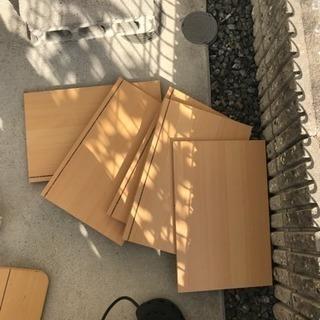 手作りのボックス、DYI用木材 - 枚方市