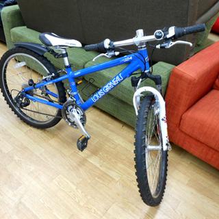 ルイガノ 21段変速 子供用自転車 24インチ LGS-J24 ジ...