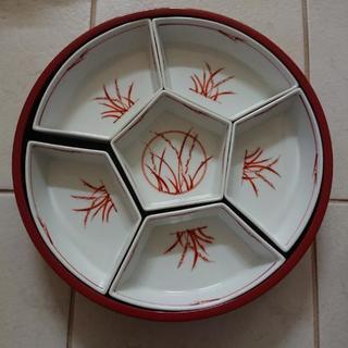 食器  回転オードブル皿  小皿セット