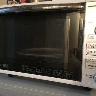 オーブン機能つき!