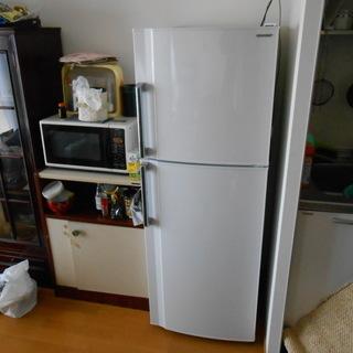 226ℓ 2ドアシャープノンフロン冷蔵庫2009年製