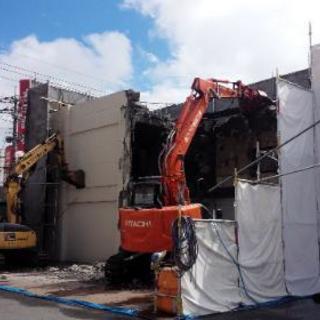 建造物解体工事業(o^-^)正社員募集