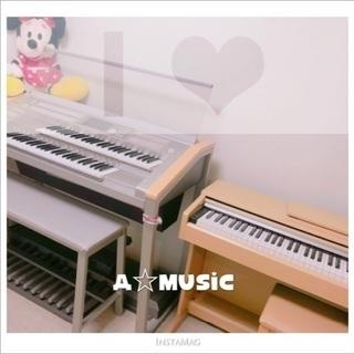 🎹エレクトーン、電子ピアノ楽しくレッスン🎼一曲でも弾けるようになり...