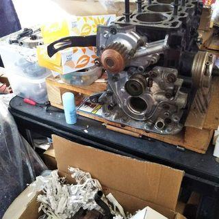 アルトワークスのエンジン洗浄済みF6Aシングルカム2万