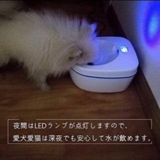 犬猫兼用 自動給水機 赤外線付 在庫ラスト1つ‼︎