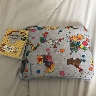 新品/折畳みボストンバッグ(ドーム型)