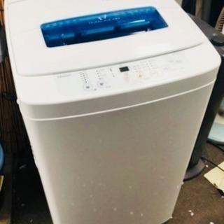 2013年制Haier全自動洗濯機 - 岡崎市