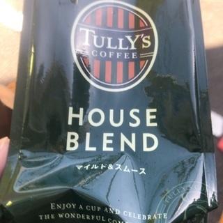 タリーズコーヒー粉