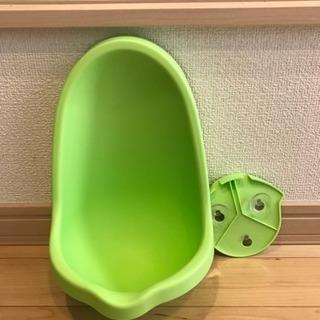 男の子用トイレ♡トイトレ♡グリーン