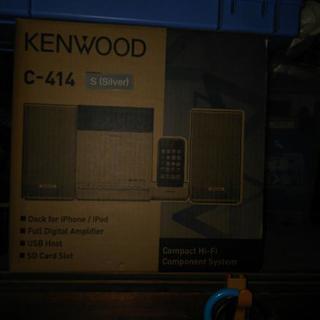 ケンウッド C‐414 2011年購入 未使用品