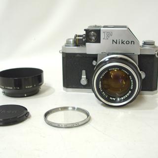 札幌 ニコン フィルム 一眼レフカメラ Nikon F フォトミ...