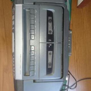 CDラジカセ ソニー CFD-W57