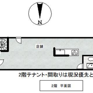 new家賃交渉も可 ♨街 別府市弥生商店街内 テナント・マキビル2...
