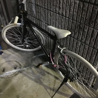 クロスバイク値下げ
