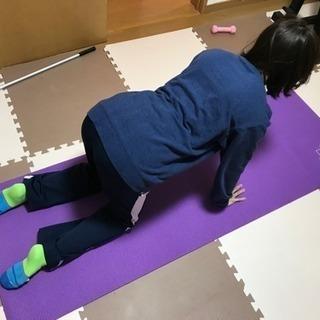 ゴルフ・テニス筋強化!浜松体幹ピラティス&ストレッチ講座!