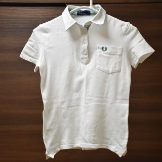 美品 フレッドペリー FREDPERRY ポロシャツ レディース...