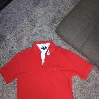 TOMMY HILFIGERのポロシャツ