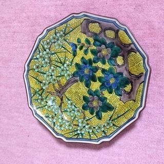 九谷焼き 飾り皿