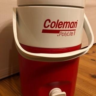 コールマン Coleman PolyLite1 ウォータージャグ...