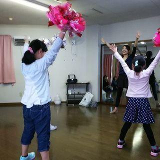 キッズチアダンス無料体験。