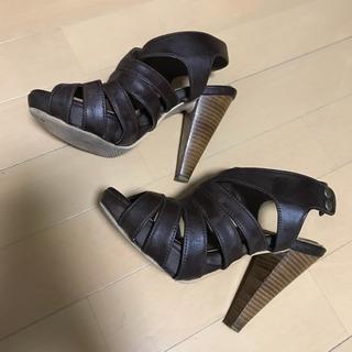 美品 靴5足まとめてお譲りします。