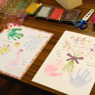 手形アート【大阪から2駅JR尼崎】8月10日開催