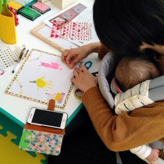 〈キャンセル待ち〉手形アート【大阪から2駅JR尼崎】9月7日開催