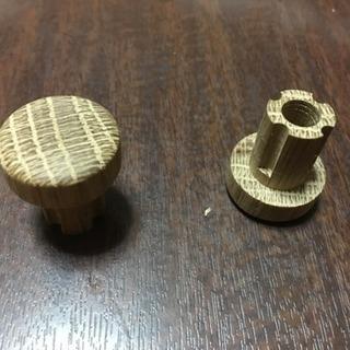 木製エンドキャップ オリジナル
