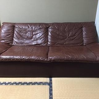 二人掛けソファ