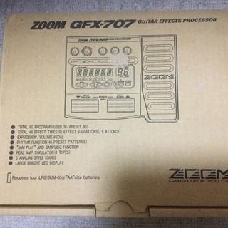 ZOOM GFX707 多用途エフェクター