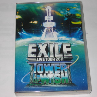 EXILE  TOWER of WISH    Live Tou...