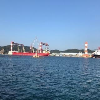 船舶塗装  溶接  鉄工  配管  取付  足場