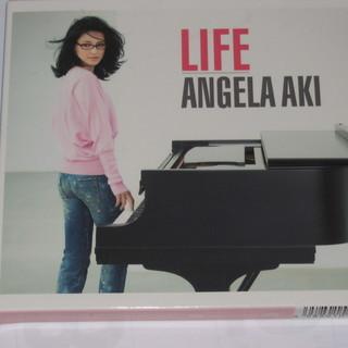 アンジェラアキ LIFE (初回生産限定盤)(DVD付) CD...