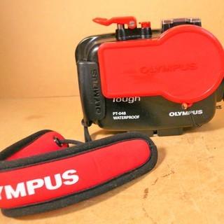 オリンパス OLYMPUS PT-048 μTOUGH-8010...