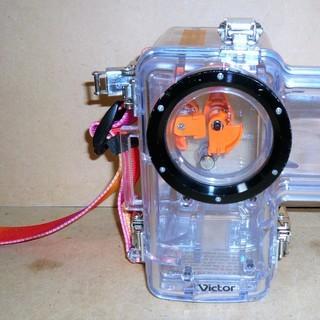 ビクター Victor WR-DVP7 マリンケース 海でも川で...