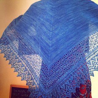 棒針編みで、お好きなものを編みませんか?英文パターンもお教えします。
